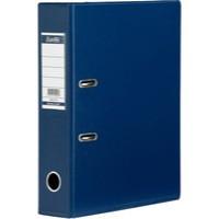 Bantex Lever Arch File PVC A4 Blue 50mm 100080907