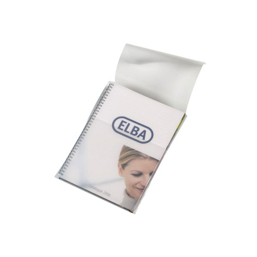 Bantex Expanding Document Pocket Clear Pack of 10 A4 100080754