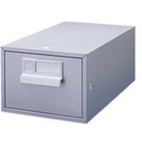 Image for Bisley Lock Card Index Cabinet Drawer