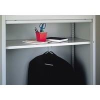 Bisley Wardrobe Shelf Grey 7035 BWSGY