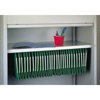 Bisley Lateral Filing Shelf Grey BUS1GY