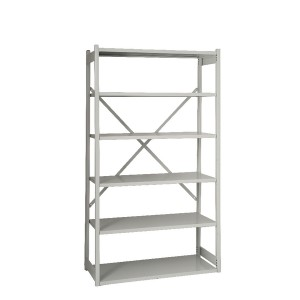 Bisley Shelving Starter Kit W1000 x D460mm Grey BY838032