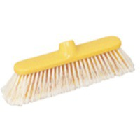 Broom Head Hard Yellow 30cm P04054
