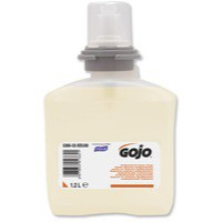 Gojo Anti-Bacterial Foam Soap TFX Refill 1.2 Litre Pack of 2 N06249