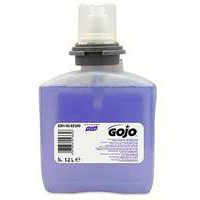 Gojo Premium Foam Soap 1.2 Litre Pack of 2 N06250