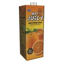 Mr Juicy Orange Juice 1 Litre Pack of 12 A01650