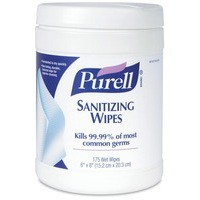 Purell Sanitising Wipes Pack of 270 P08311