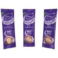 Cadburys Highlights Drinking Chocolate Sachet 11gm Pack of 30 A03334
