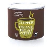 Fair Trade Organic Decaffeinated Coffee 500gm Tin