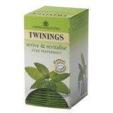 Twinings Peppermint Herbal Infusion Tea Pack of 20 F09612