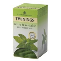 Twinings Peppermint Herbal Infusion Tea Pack of 20 A00810