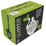 Clipper Fairtrade 440 Teabags with FOC Coffee