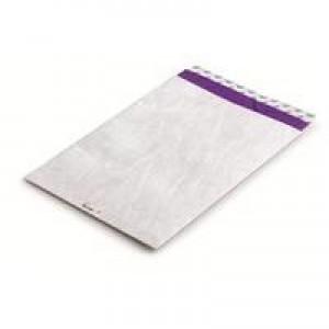 Tyvek Pocket Envelopes Strong Lightweight C4 H324xW229mm White Ref R1465 [Pack 100]