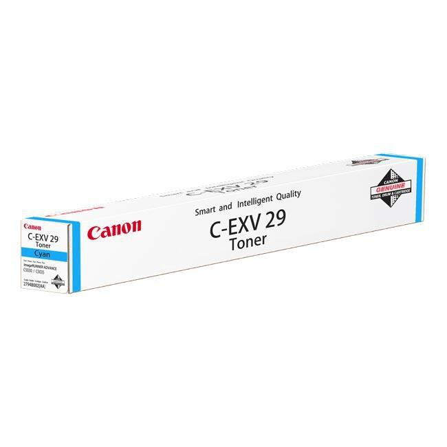 CANON C5030 CYAN TONER CANON C5030/5035 CYAN TONER C-EXV29 2794B002AA