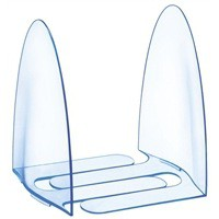 CEP Ice Blue Bookends 640I Blue
