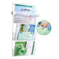 CEP Crystal Reception Wall File Pack of 3 2117011