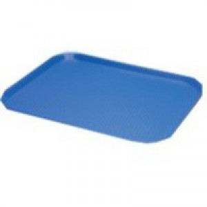 Tea Tray Plain Blue 445x330mm KAF15080
