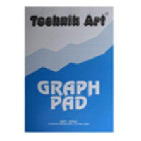 Technik Art Graph Pad A3 1/5/10mm 40 Leaf XPG2