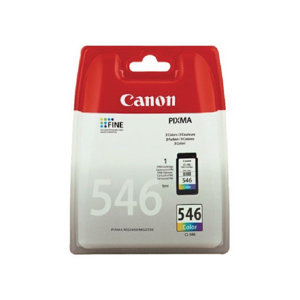 Canon  Blistered Security - Ink Cartridge