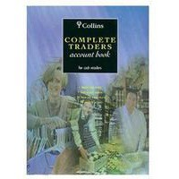 Collins Complete Trader Account Book A4 160 Pages CT305