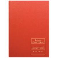 Collins Account Book Treble Cash 192 Pages D540/2/6.5C