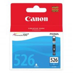 Canon 4541B001AA CLI526C Cyan Ink