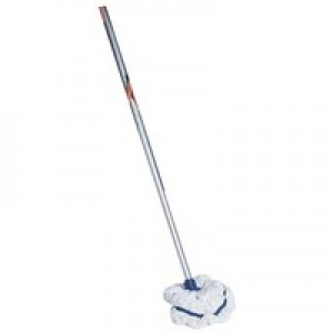 Mop Handle Aluminium Socket Blue 540BL
