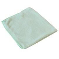 Contico Microfibre Cloth 34x34cm Green Pack of 10 EM34GN