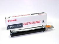 Canon NP6016/NP6521 Copier Toner Cartridge Black Pack of 2 NPG9