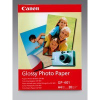 Canon Glossy Photo Paper A4 Pack of 100 GP-501 0775B001