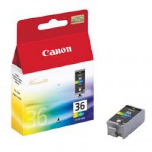 Canon Pixma iP100V ChromoLife Colour Ink Tank CLI-36 1511B001