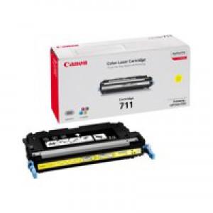 Canon i-Sensys LBP-5360 Toner Cartridge Yellow 1657B002AA 711