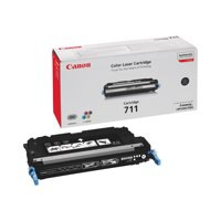 Canon 711B Laser Toner Cartridge Page Life 6000pp Black [for LBP-5360] Ref 1660B002