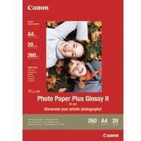Image for Canon Photo Paper Plus Glossy PP-201 A3 Pack of 20 Sheets
