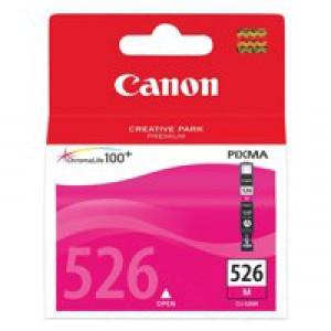 Canon Inkjet Cartridge Magenta CLI-526 4542B001AA