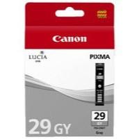 Canon PGI-29 Ink Tank Grey 4871B001AA