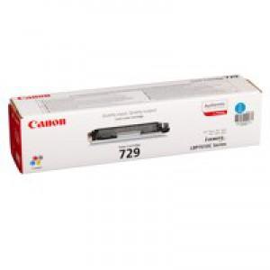 Canon Toner Cartridge 729 Cyan 4369B002AA