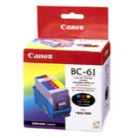 Canon Bubble Jet BJC-7000 Inkjet Cartridge Colour BC-61