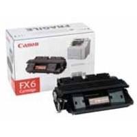 Canon Fax Toner Cartridge FX6 Black