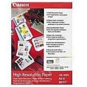 Canon High Resolution Inkjet Paper A3 Pk 100 1033A005