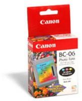 Canon Bubble Jet BJC-1000/BJC-250 Photo Inkjet Cartridge BC-06