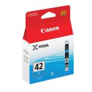 Canon Pixma CLI-42C Inkjet Cartridge Cyan 6385B001
