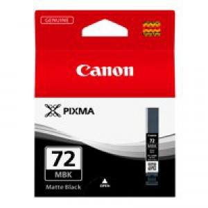 Canon Pixma PGI-72MBK Inkjet Cartridge Matte Black 6402B001