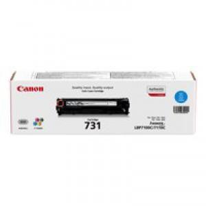 Canon Cyan 731C Standard Yield Toner Cartridge 6271B002