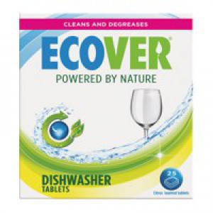 Ecover Dishwasher Tablets Pack of 25
