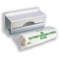 CPD Disposable Apron-on-a-Roll White VPPAPD