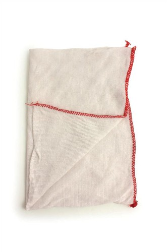 Dishcloth 12x16 inch White Pack of 20