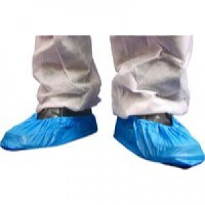 CPD Blue Overshoes Pack of 100 x20 KHDF01