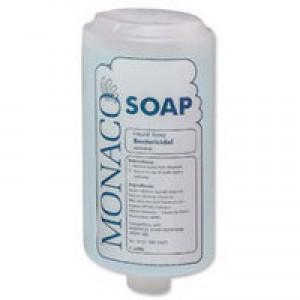 Maxima Hand Soap Unperfumed Bactericidal 1 Litre
