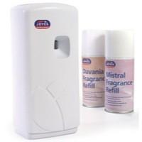Jeyes Air Freshening Machine Starter Pack